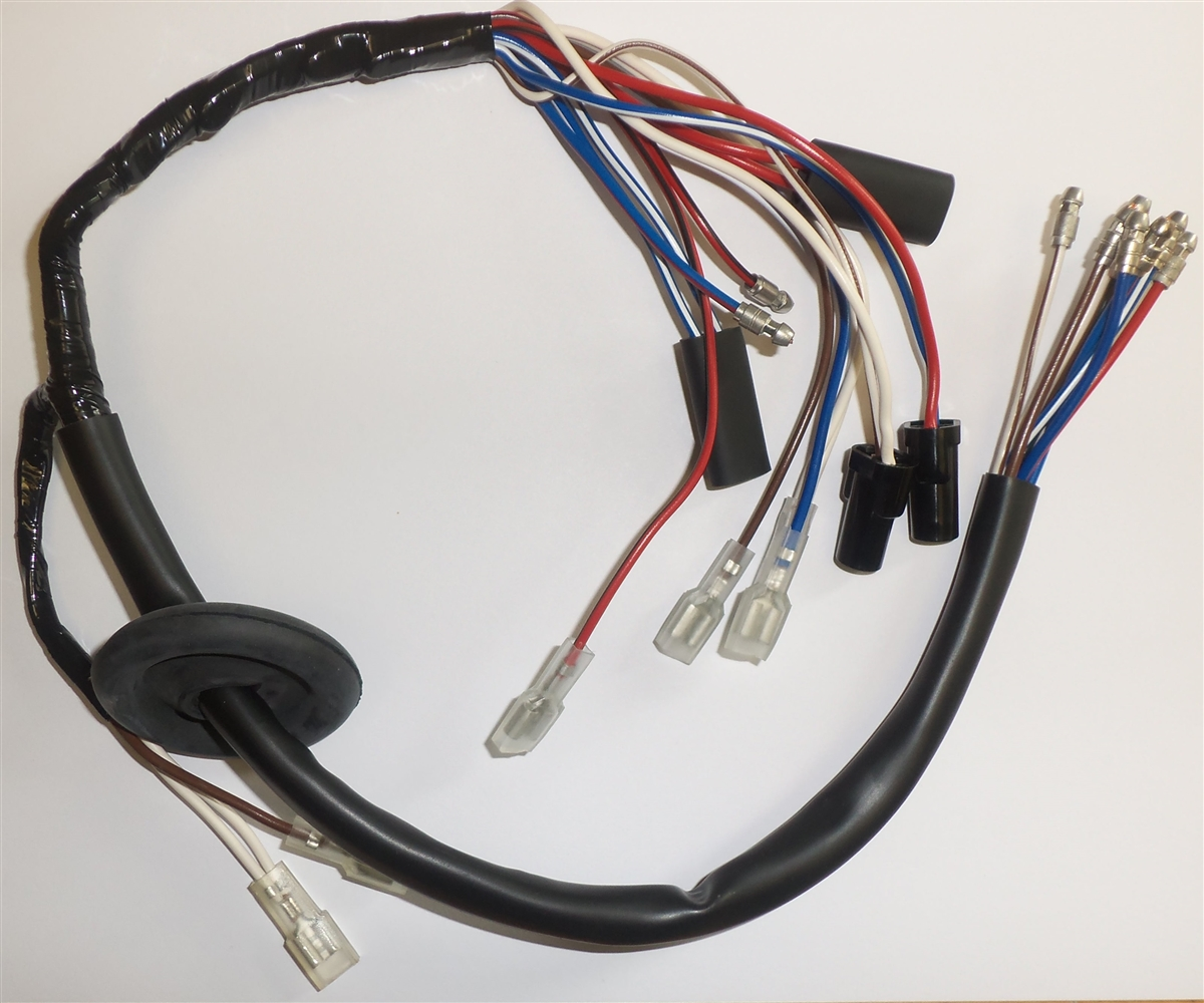 Hurricane Wiring Harness - Wiring Diagrams Entry on