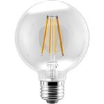 LED6WG25/FIL/827K-DIM-G6, Eiko#09313 LED6WG25/FIL/827K-DIM-G6, LED Advantage Filament,Eiko #09313 LED6WG25/FIL/827K-DIM-G6