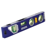 "IRWIN Tools 1794153 - 250 Magnetic Torpedo Level, 9"" Aluminum Torpedo Level, Magnetic Torpedo Level IRWIN #1794153"