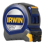 IRWIN Tools 1947768 25' PRO Tape Measure, 25' Tape Measure, Nylon 25' Tape Measure, IRWIN 25' Tape Measure #1947768