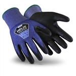 Helix 2076-L Seamless Coated Gloves - HexArmor Large, Helix #2076-L, HexArmor Helix #2076-L Gloves