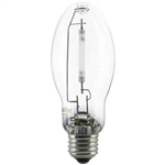 LU35/MED 35 Watt Clear HPS E26 Base , LU35/MED/CL, LU35/MED, C35S76/M, 35 Watt Clear High Pressure Lamp (LU) Medium Base