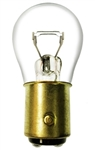 #2397 Miniature Bulb Bay15d Base, S8 DC INDEX 12V 40/2CP, 2397, #2397, #2397 BULB, #2397 MINIATURE, #2397 LAMP, #2397 INDICATOR, EIKO # 42229