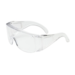 The Scout™  OTG Rimless Clear Safety Glasses with Anti-Scratch Coating, PIP#250-99-0900, Bouton Optical #250-99-0900, OTG Visitor Safety Glasses #250-99-0900