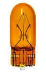 #2827 (WY5W) Miniature Bulb Glass Wedge Base,2827 Bulb, #2827 Miniature,#2827 Lamp, 12V .4A T3-1/4 Wedge Base Amber,2827 Amber Bulb, Eiko#06379,#2827 Automotive Bulb,#2827 Automotive Lamp,#2827 Mini Lamp,#2827 Mini Bulb,#2827 Auto Bulb,CEC#2827