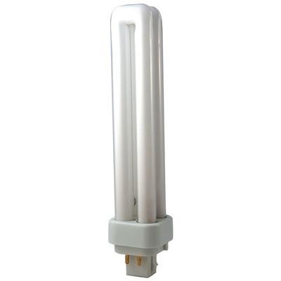 Sunlite PLD26//SP50K 26-Watt Compact Fluorescent Plug-In 2-Pin Light Bulb 5000K Color