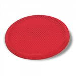 "Grote 40052 Reflector 3"", Red, Round Stick-On,Optronics# RE21RBP, Peterson# V490R, Grote #40052, 3"" Red Round Reflector"