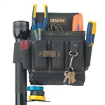 IRWIN Tools 4031007 Oil Tanned Leather Electrician's Pouch, Leather Electrician's Pouch IRWIN #4031007