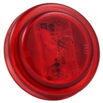 "Grote 47122 Clr/Mkr Lamp, 2.5"", Red, Supernova® LED,Optronics# MCL57RBP, MCL51RBP, MCL527RBP, Peterson# 162R, 196R, Trucklite# 1058, Grote#47122"