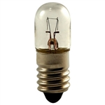 #48 Miniature Bulb E10 Base 10 Pack, T3 1/4 MS 2V .06A .04CP, 48, #48, #48 Bulb, #48 Miniature, #48 Lamp, #48 Indicator, EIKO# 40732,6240-00-155-7955,#6240-00-155-7955,#48 Automotive Bulb,#48 Automotive Lamp,#48 Mini Bulb,#48 Mini Lamp,CEC#48