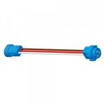 Grote 66830 Pigtail, Female Pin To Male Pin Lamp Termination, Adaptor Plug,Grote #66830