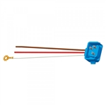 Grote 66843 Pigtail, Ring Terminal, 3-Wire, 90 Degree Plug-In Pigtail, Grote#66843