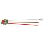 "Grote 66861 Pigtail, 11"" Long, 3-Wire Plug In Pigtail,Maxxima# M50908, Optronics# A45PMB, A45PMBP, Peterson# 344-49, 417-49, B417-49, Trucklite# 94707, Grote#66861"
