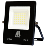 Morris 74201 20 Watt LED Floodlight 2000 Lumen 90-277V,Morris #74201, 20 Watt 2000 Lumen LED Floodlight, Mini LED Floodlight #74201,Rayzr Mini Floodlight #74201, Mini LED Floodlight