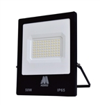 Morris 74203 50 Watt LED Floodlight 5000 Lumen 90-277V,Morris #74203, 50 Watt 5000 Lumen LED Floodlight, Mini LED Floodlight #74203,Rayzr Mini Floodlight #74203, Mini LED Floodlight