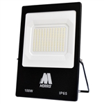 Morris 74204 100 Watt LED Floodlight 10,000 Lumen 90-277V,Morris #74204, 100 Watt 10,000 Lumen LED Floodlight, Mini LED Floodlight #74204,Rayzr Mini Floodlight #74204, Mini LED Floodlight