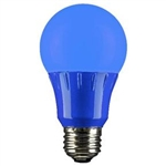 Sunlite 80145-SU A19/3W/B/LED/CD1 3W Blue A19 LED 120V,#80145-SU,#80145 LED Bulb
