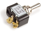 Grote 82-2112 Toggle Switch, 25 Amp, 2 Screw, Mom On/Off, Cole Hersee# 55020, Napa# 786103, 786176, Grote#82-2112