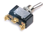 Grote 82-2117 Toggle Switch, 25 Amp, 3 Screw, On/On, Cole Hersee# 5584, Napa# 786109, 786120, PICO# 9434BP, Tectran# 19-1023, Grote#82-2117