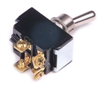 Grote 82-2119 Toggle Switch, 15 Amp, 4 Screw, On/Off, Cole Hersee# 5588, PICO# 943811, Tectran# 19-1025, Grote#82-2119