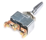 Grote 82-2125 Toggle Switch, 35 Amp, 3 Screw, Mom On/Off/Mom OnCole Hersee# 5586, Napa# 786114, Tectran# 19-1029, Cole#82-2125