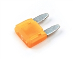 82-ANM-I-5A LED Mini/ATM Blade Fuse, 5A, 2 Pk, Grote#82-ANM-I-5A,Littlefuse# 0MIN005.VPGLOA, Trucklite# BP/ATM-5ID