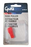 Grote 82-PUL-01 Fuse Puller, Bussmann# FPA-3, Littelfuse# 00970023XPA, Pico# 10111, 98311, Trucklite# BP/FP-A3-RP, Automotive Fuse Puller, Grote Auto Fuse Puller
