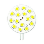 90599 LED JC3W/FLAT/WARM TONE/12V/G4. LED JC3W/35K/12V/G4, LED JC LAMP, LED JC BULB, LED JC3W/12V, PQL# 90599, 90599 LED BULB