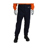 PIP® AR/FR Overpant - 12 Cal/cm2 Medium Size Navy FR Overpants, 9oz. Cotton NFPA 70E/ASTM F1506, PIP#9100-22070/M
