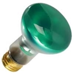 50R20FL/GREEN/130V GREEN R20 FLOOD E26 BASE, R20FLGREEN, 50R20FL-GREEN, 50 WATT GREEN R20 FLOOD MEDIUM BASE 120 VOLT
