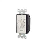 TORK A512HW In-Wall Springwound Interval Time Switch, TORK#A512HW, 0-12 Hour Wall Timer #A521HW