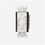 TORK A560MW In-Wall Springwound Interval Time Switch, TORK#A560MW, 60 Minute Wall Timer #A560MW