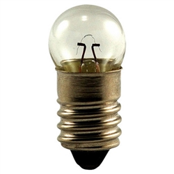 #123 MINIATURE BULB E10 BASE, 1.25V .3A/G3-1/2  Mini Screw Base, 123, #123, #123 BULB, #123 LAMP, #123 MINIATURE LAMP, #123 MINIATURE, #123 INDICATOR, EIKO# 40237,BIRNE,BULBO,AMPOULE,UPC#031293402370