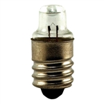 #243 Miniature Bulb E10 Base, TL3 M Screw 2.33V .27A ,#243, 243, #243 Bulb, #243 Lamp, #243 Miniature, #243 Indicator, Eiko# 40520,#243 Flashlight Bulb,#243 Automotive Bulb,#243 Automotive Lamp,#243 Mini Bulb,#243 Mini Lamp,Eiko #243, CEC#243