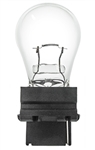 #3156 (P27W) Miniature Bulb SF Plastic Wedge Base, S8 WEDGE 12.8V 2.1A 32CP, #3156 Automotive Bulb, #3156, 3156, #3156 Bulb, #3156 Automotive Miniature, #3156 Lamp, #3156 Mini Bulb, #3156 Mini Lamp, #3156 Indicator, Eiko# 42292,CEC#3156