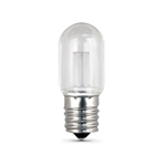 Feit Electric – BPT7N/SU/LED T7 Clear LED Bulb, BPT7N/SU/LED, Feit LED T7 Bulb, LED T7 Bulb E-17 Intermediate Base, LED T-7 Bulb E17 Base