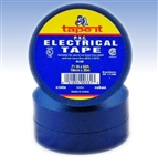 Blue Electrical Tape, E66BU, Blue PVC Electrical Tape, Blue Tape, Blue Electric Tape, Blue Electrician's Tape, Tape It #E66BU