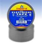 Grey Electrical Tape, E66GY, Grey PVC Electrical Tape, Grey Tape, Grey Electric Tape, Grey Electrician's Tape, Tape It #E66GY, Grey Phase Tape, Grey Phasing Tape