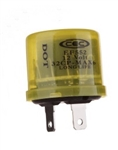 EF552 12V 12A 2 Pin Electrical Flasher 552/536,  EF552 Flasher, EF552 Automotive Flasher, CEC #EF552 Automotive Flasher, EF552 Auto Flasher, EF552 Electronic Automotive Flasher, EF552 Truck Flasher, EF552 Bus Flasher, CEC EF552 Electronic Flasher