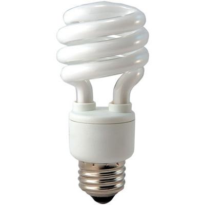 pl13se 65k 13w 6500k mini coil light e26 base cf13 65 45107 spiral