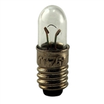 #335 Miniature Bulb Midget Screw Base, T1 3/4 MID SCREW 28V .04A .34CP, 335, #335, #335 MINIATURE LAMP, #335 MINIATURE, #335 BULB, #335 LAMP, #335 INDICATOR, EIKO #40607