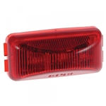 Grote G1502 CLR/MKR Lamp, Red, Hi Count® LED,Maxxima# M20320R, Trucklite# 1560, VSM# 1505, 1505D, Grote#G1502