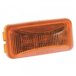 Grote G1503 CLR/MKR Lamp, Amber, Hi Count® LED, Maxxima# M20320Y, Trucklite# 1560A, VSM# 1505A, Grote#G1503