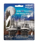 HIBH9 BRIGHT MAX 2 Piece Blister Pack,HIBH9 BrightMax, T4 12V 65W 5.4A PGJ19-5 HIB BrightMax 2-Pack , CEC 65W 12V Bright Max Automotive Halogen