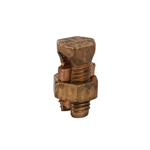 NSI N-8 Copper Split Bolt 8,NSI #N-8, NSI N-8 Copper Split Bolt, Copper Split Bolt #N-8,N-8, Split Bolt #N-8