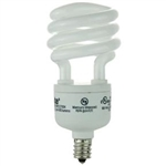 PL5SE/27K 5W 2700K MINI COIL LIGHT E12 BASE, PL5SE/27K 5W 2700K MINI COIL LIGHT E12 BASE, SPIRAL BULB, COIL BULB, COIL, CFL, ENERGY SAVING BULB, FLUORESCENT RETROFIT