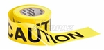"Topaz - 1591 Yellow Caution Tape 300FT, Topaz - 1591 Non-Detectable Caution Tape, Topaz #1591, Topaz 1591, 4 Mil Yellow ""caution"" tape 300 Foot Topaz #1591"