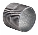 "Topaz - 6454 1-1/4"" Rigid Conduit Close Nipple,Topaz #6454, Topaz 6454, 1-1/4"" Galvanized Steel Close Nipple Topaz #6454"