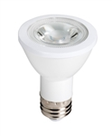 Topaz - 70923 LP20/7/30K/D-46 – 6.5 Watt Dimmable LED PAR20,LP20730D46, Topaz #70923, Topaz 70923, Topaz-70923, 6.5 Watt LED PAR20 Flood, LED PAR20 3000K