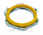 "Topaz - 718 3"" Sealing Locknuts, Topaz #718, Topaz-718,Topaz 718, 3"" Steel Sealing Locknut, 3"" Sealing Locknut"